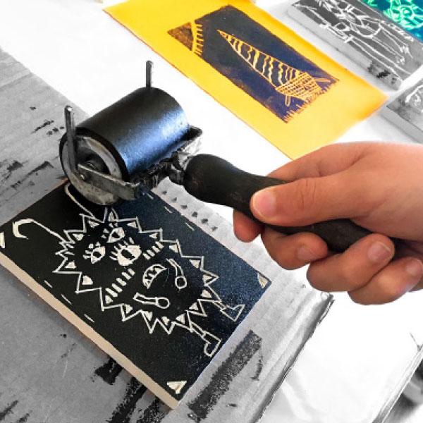 Atelier gravure