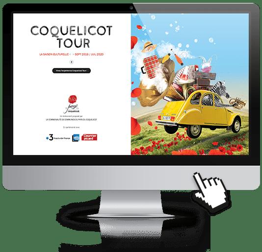 Coquelicot Tour